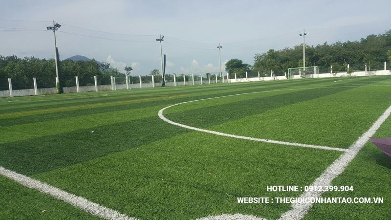 Một số hình ảnh của Dự án sân bóng tại Mai Anh - Tây Ninh 5