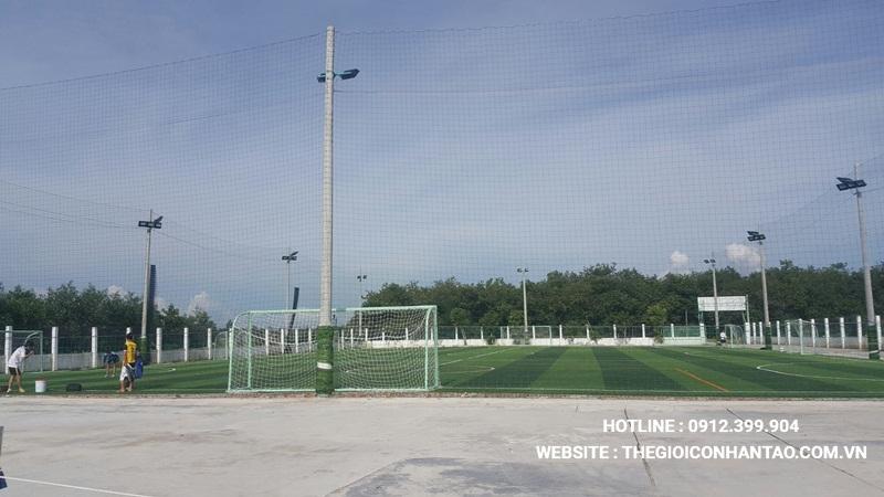 Một số hình ảnh của Dự án sân bóng tại Mai Anh - Tây Ninh 4