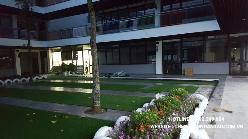 Một số hình ảnh của Dự án Sân vườn trường FTF - Vĩnh Phúc 4