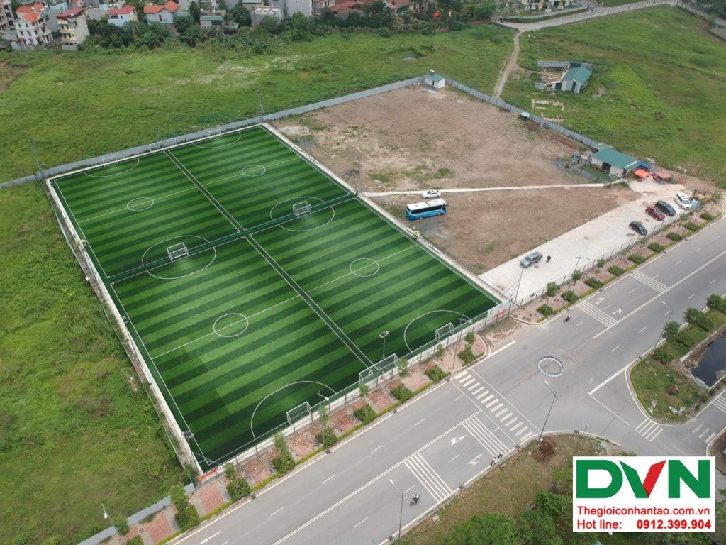 Một số hình ảnh của Dự án sân bóng tại Thạch Bàn, Gia Lâm, Hà Nội 8