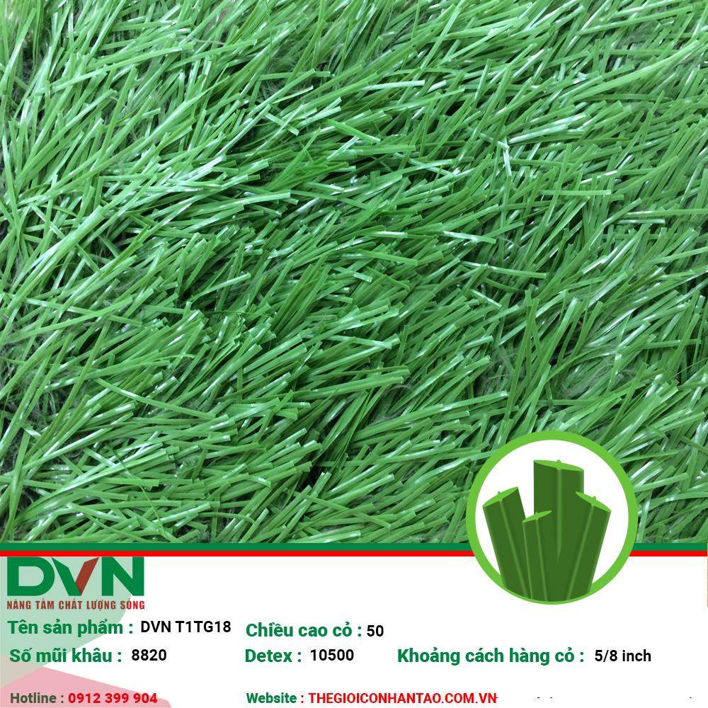 Hình ảnh cỏ nhân tạo DVNT1TG18 1