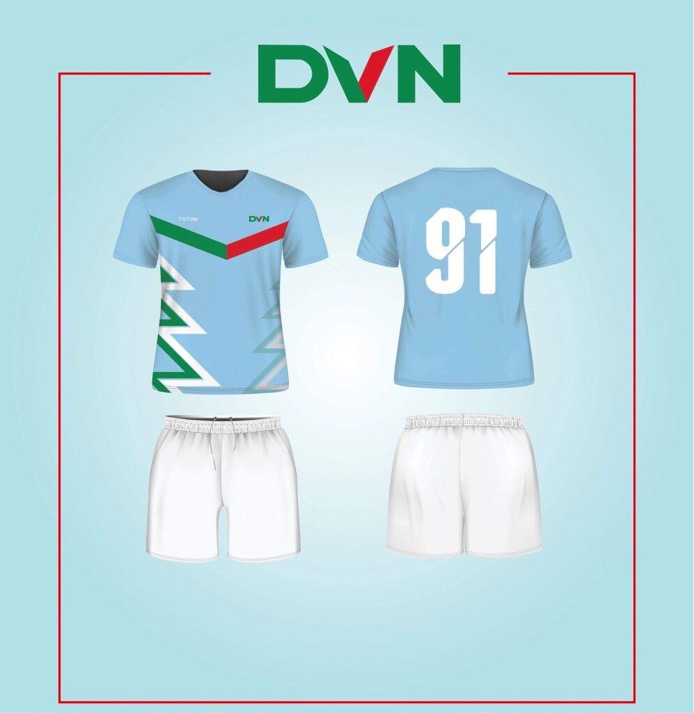 Một số mẫu áo đấu của DVN 2018 6