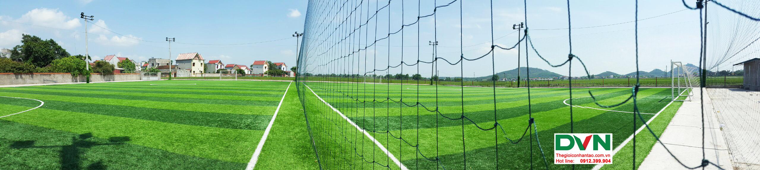 Dự án sân bóng đá tại Việt Yên – Bắc Giang 4