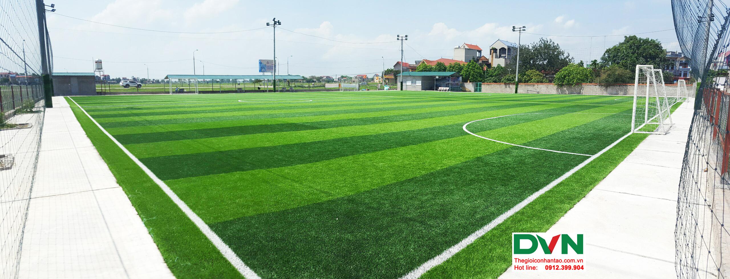 Dự án sân bóng đá tại Việt Yên – Bắc Giang 5