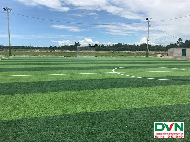 Dự án sân bóng tại Cửa Lò – Nghệ An 1