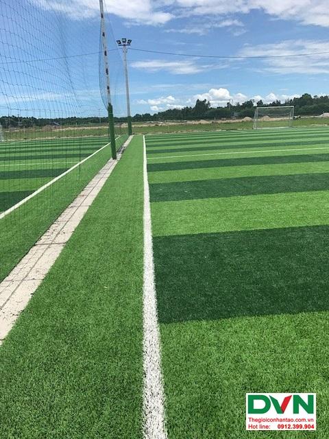 Dự án sân bóng tại Cửa Lò – Nghệ An 2