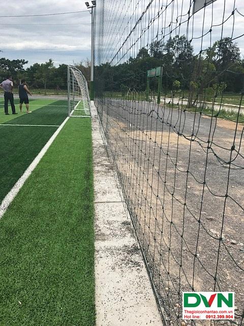 Dự án sân bóng tại Cửa Lò – Nghệ An 4
