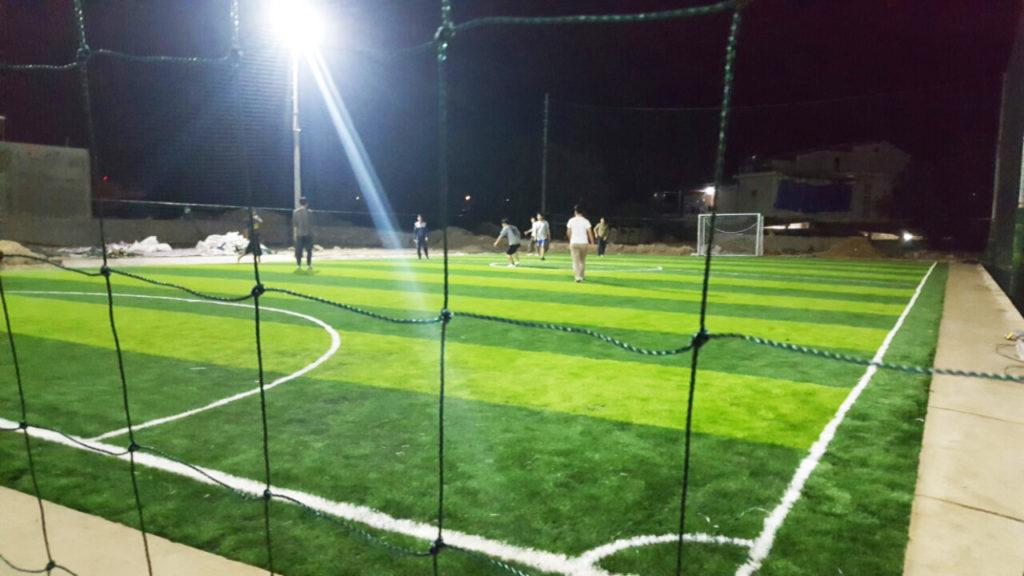 Dự án sân bóng đá cỏ nhân tạo tại Lai Châu 7