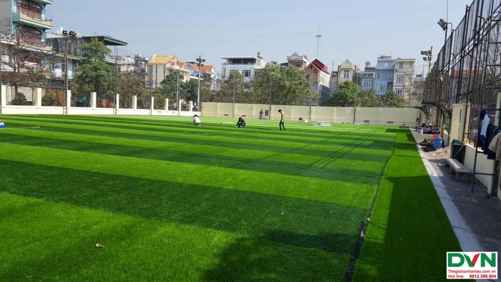 Dự án sân bóng Hạ Long - Quảng Ninh 6