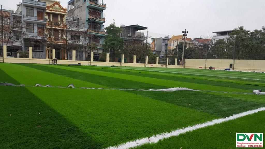 Dự án sân bóng Hạ Long - Quảng Ninh 7