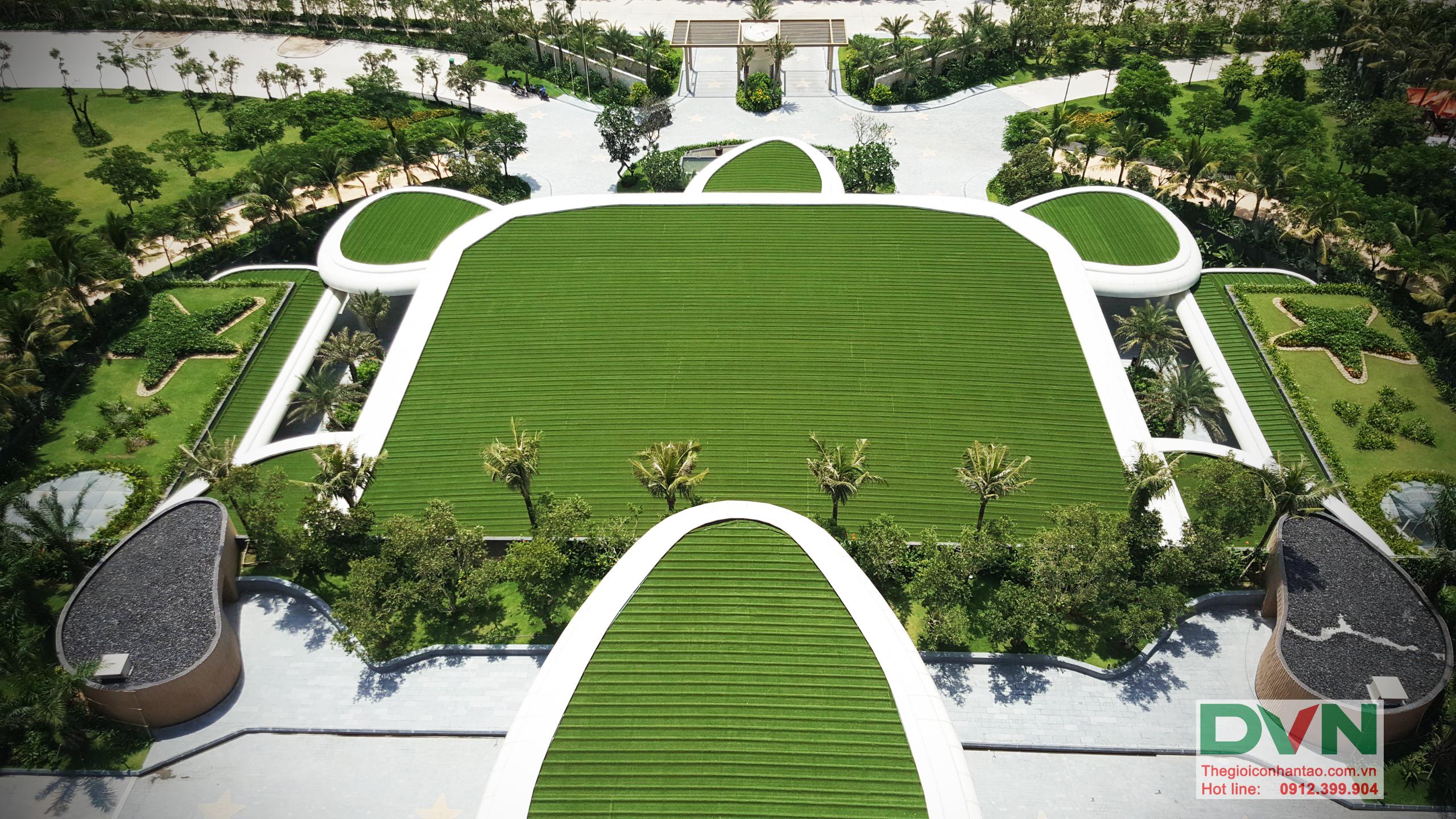 Một số hình ảnh tại dự án án khách sạn 5 sao và khu nghỉ dưỡng cao cấp tại khuôn viên Intercon Phú Quốc: 2