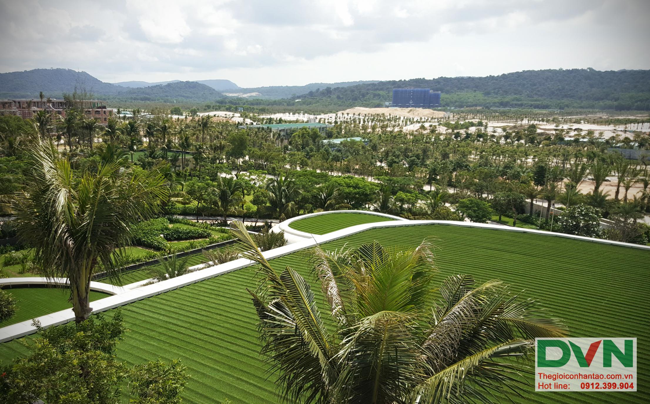 Một số hình ảnh tại dự án án khách sạn 5 sao và khu nghỉ dưỡng cao cấp tại khuôn viên Intercon Phú Quốc: 3