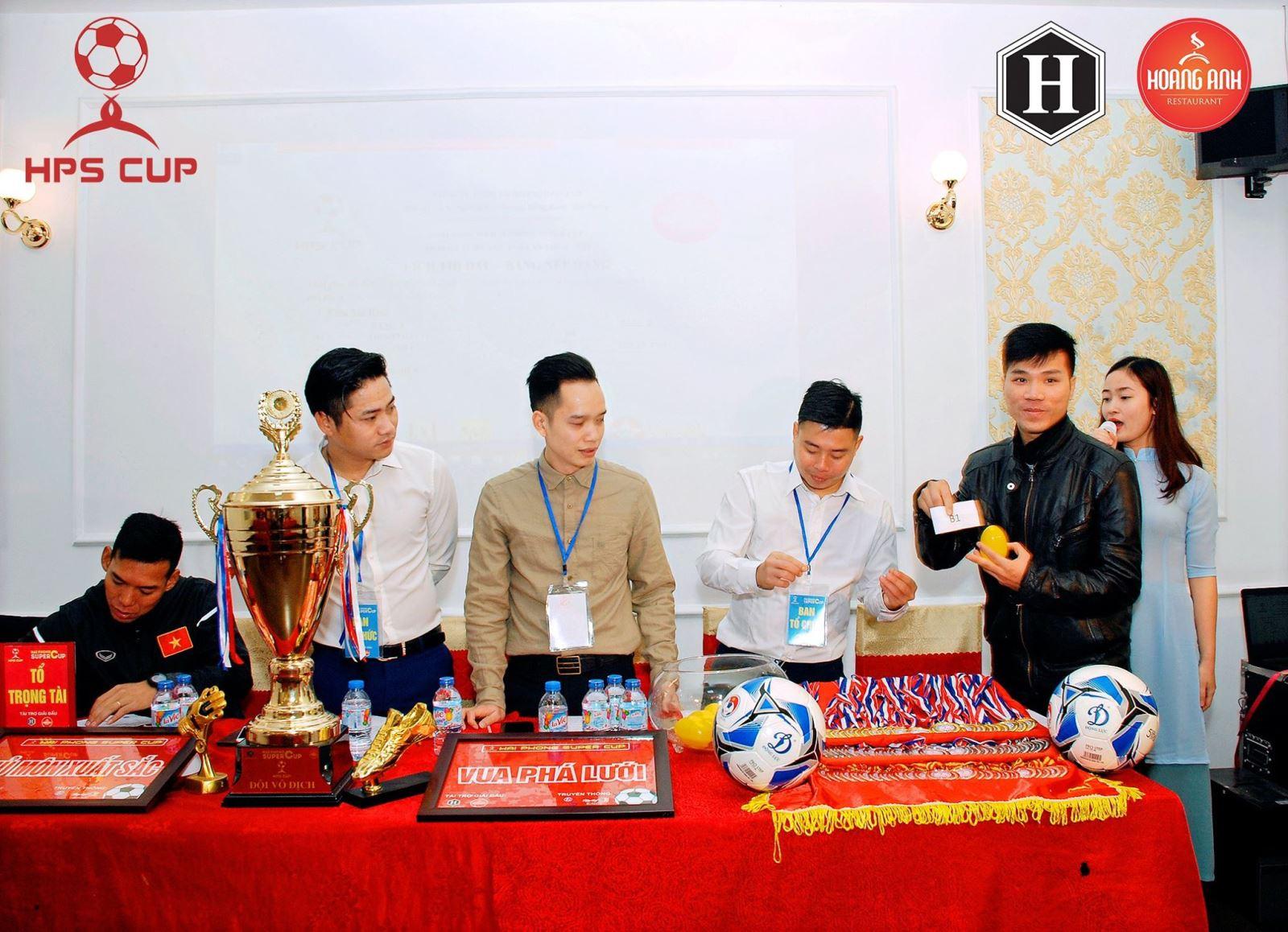 Hải Phòng Super Cup 2018: Sân chơi của người hâm mộ bóng đá phong trào đất Cảng. 2