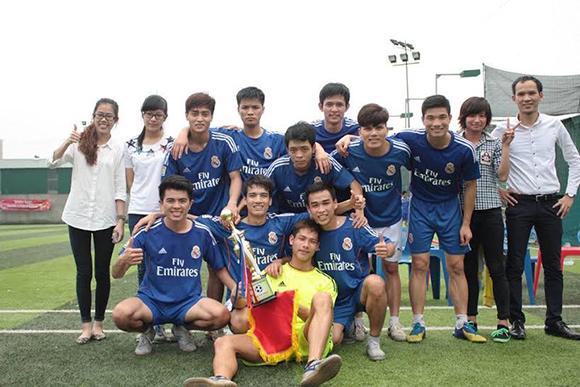 Giải bóng đá Thái Bình Open: Nơi viết nên truyền thống 1
