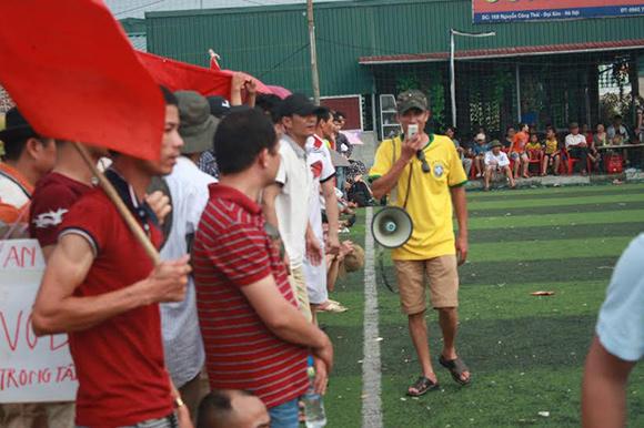 Giải bóng đá Thái Bình Open: Nơi viết nên truyền thống 5