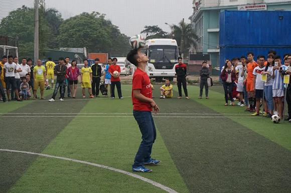 Giải bóng đá Thái Bình Open: Nơi viết nên truyền thống 6