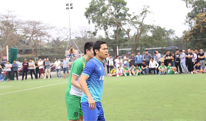 Nghệ An: Tú Neymar rực sáng hơn Văn Đức, Xuân Mạnh trong trận đấu từ thiện 3