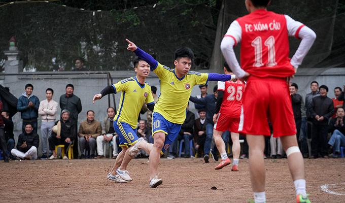Giải Xuân Triều Khúc: Sức hút từ giải đấu 80 năm tuổi 5