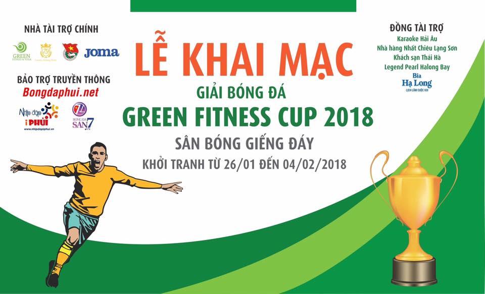 """Green Fitness Cup 2018: Trận đại chiến của các chân sút xứ sở """"vàng đen"""" 3"""
