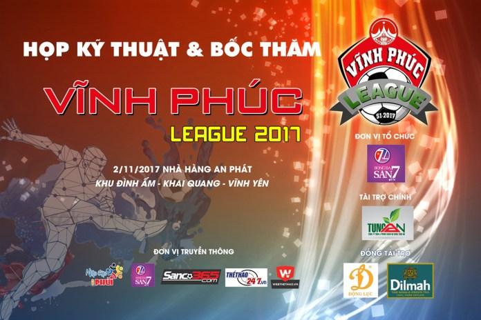 Vĩnh Phúc League: Thay đổi để nâng tầm giải đấu 2