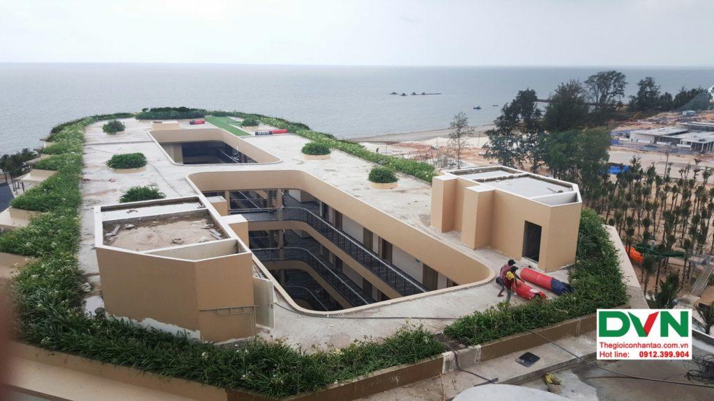 Một số hình ảnh tại dự án án khách sạn 5 sao và khu nghỉ dưỡng cao cấp tại khuôn viên Intercon Phú Quốc: 4