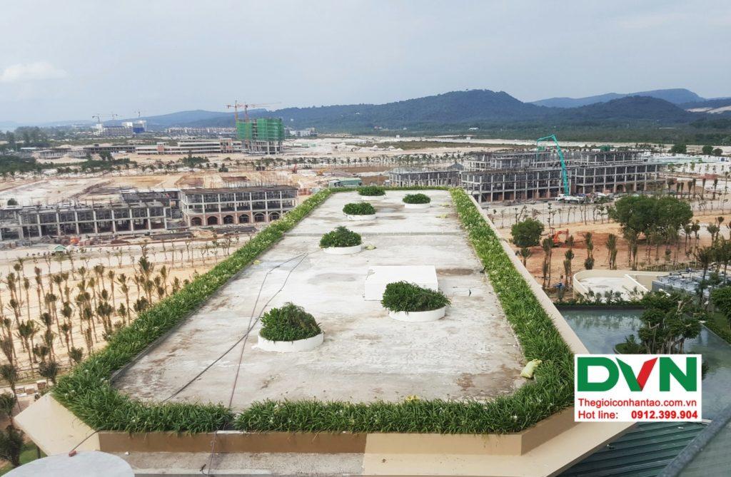 Một số hình ảnh tại dự án án khách sạn 5 sao và khu nghỉ dưỡng cao cấp tại khuôn viên Intercon Phú Quốc: 5
