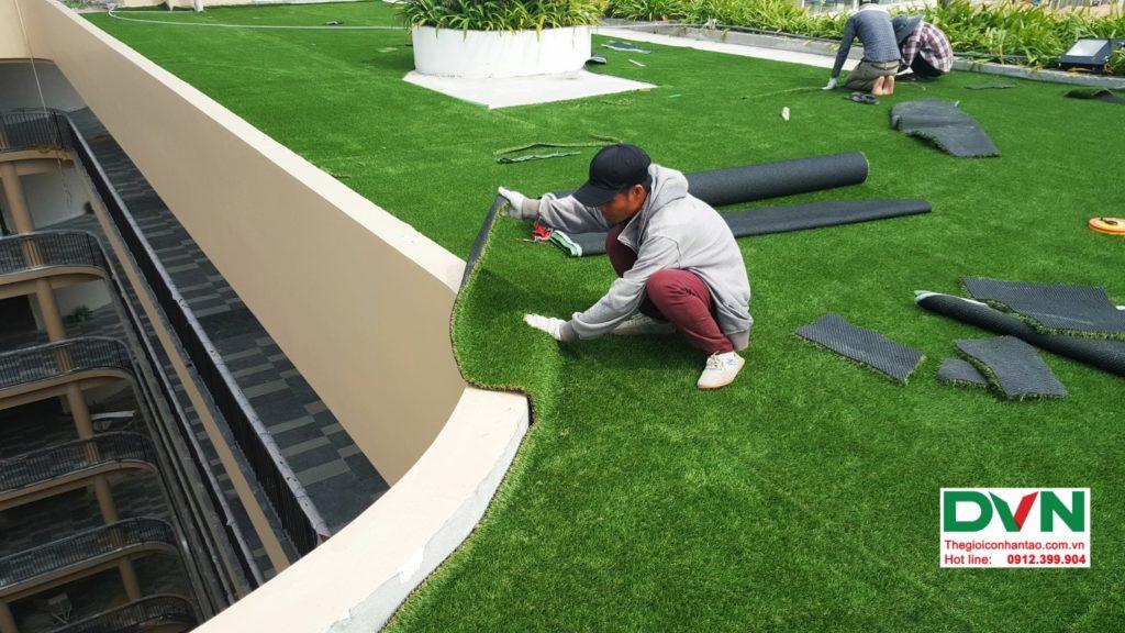 Một số hình ảnh tại dự án án khách sạn 5 sao và khu nghỉ dưỡng cao cấp tại khuôn viên Intercon Phú Quốc: 8