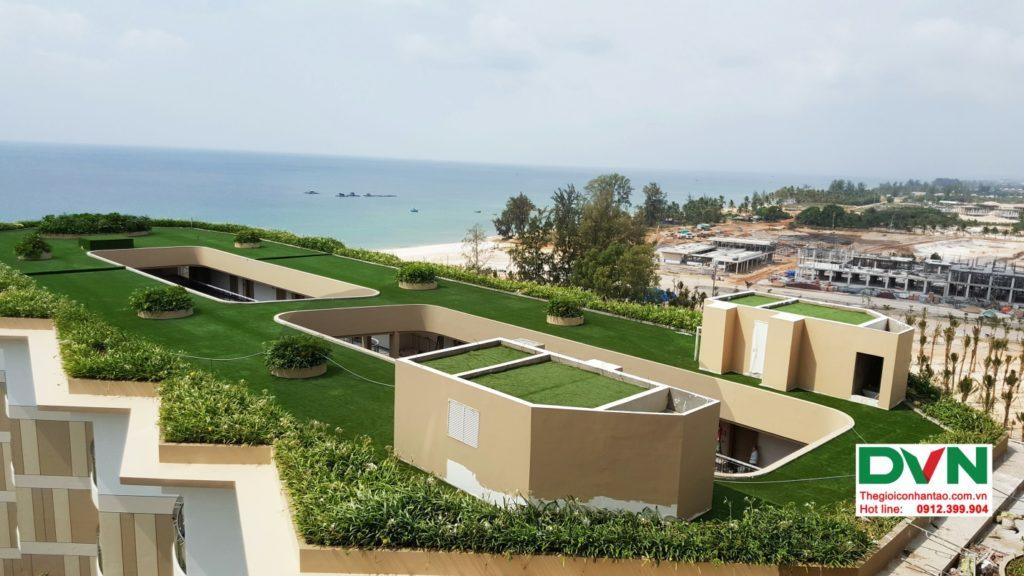 Một số hình ảnh tại dự án án khách sạn 5 sao và khu nghỉ dưỡng cao cấp tại khuôn viên Intercon Phú Quốc: 9