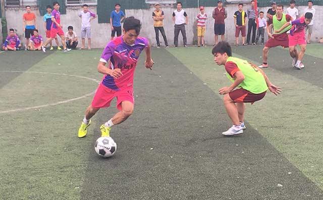 4. Ngô Văn Chiến (FC Coca) 2