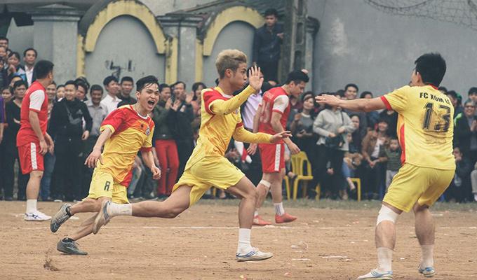Tuấn 'ếch' vào vai người hùng, Xóm Cầu vô địch giải Xuân Triều Khúc 3