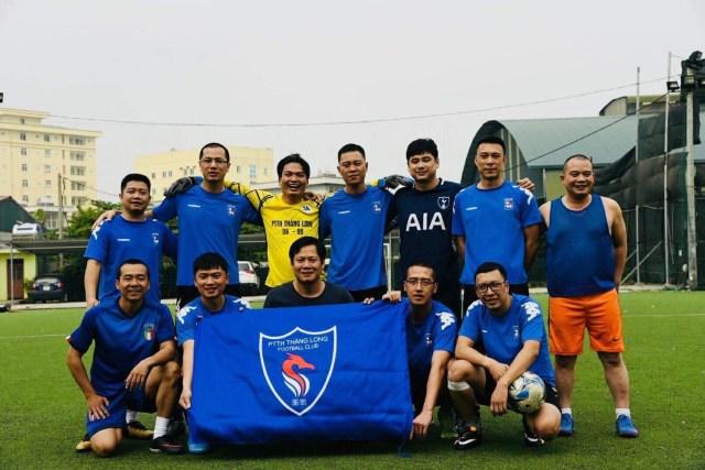 """DVN trở thành nhà tài trợ kim cương giải đấu """"Bóng đá niên khóa 96 -99 Hà Nội – League 2018"""" 5"""