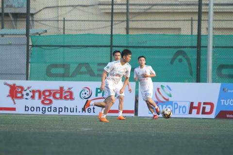 """Giải hạng Nhì Vietfootball 2018: Khi Hùng """"sư phạm"""" làm thơ! 4"""