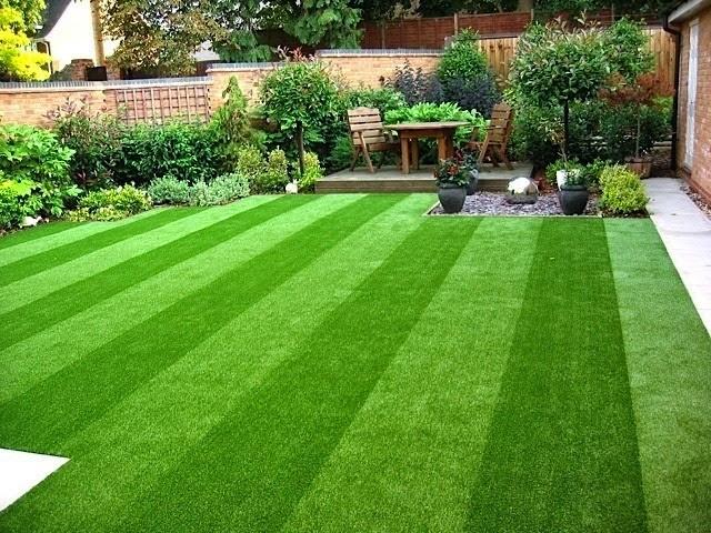 Tại sao phải sử dụng cỏ nhân tạo sân vườn 1