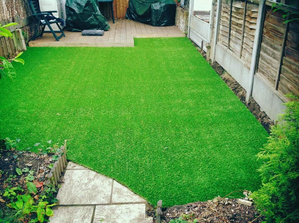 Tôi có thể lắp đặt cỏ nhân tạo trên sân cỏ hiện tại của tôi không 1