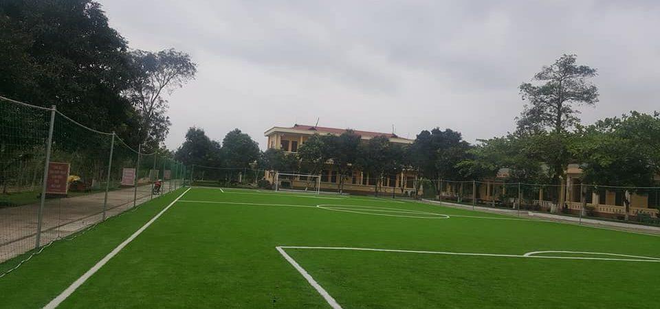 Dự án sân bóng tại Tiểu Đoàn 410, Cam Hiếu, Cam Lộ, Quảng Trị