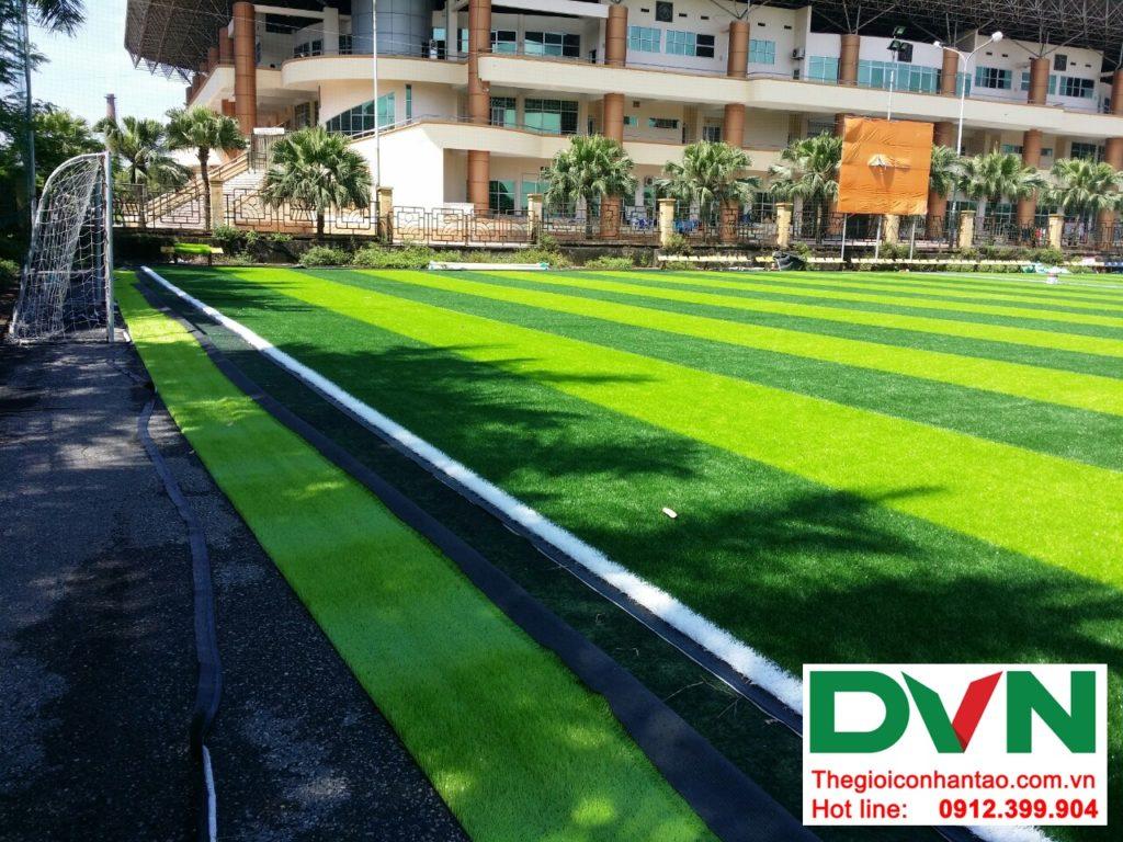 Một số hình ảnh của dự ánsân bóng cỏ nhân tạo Tp Việt Trì, Phú Thọ: 5