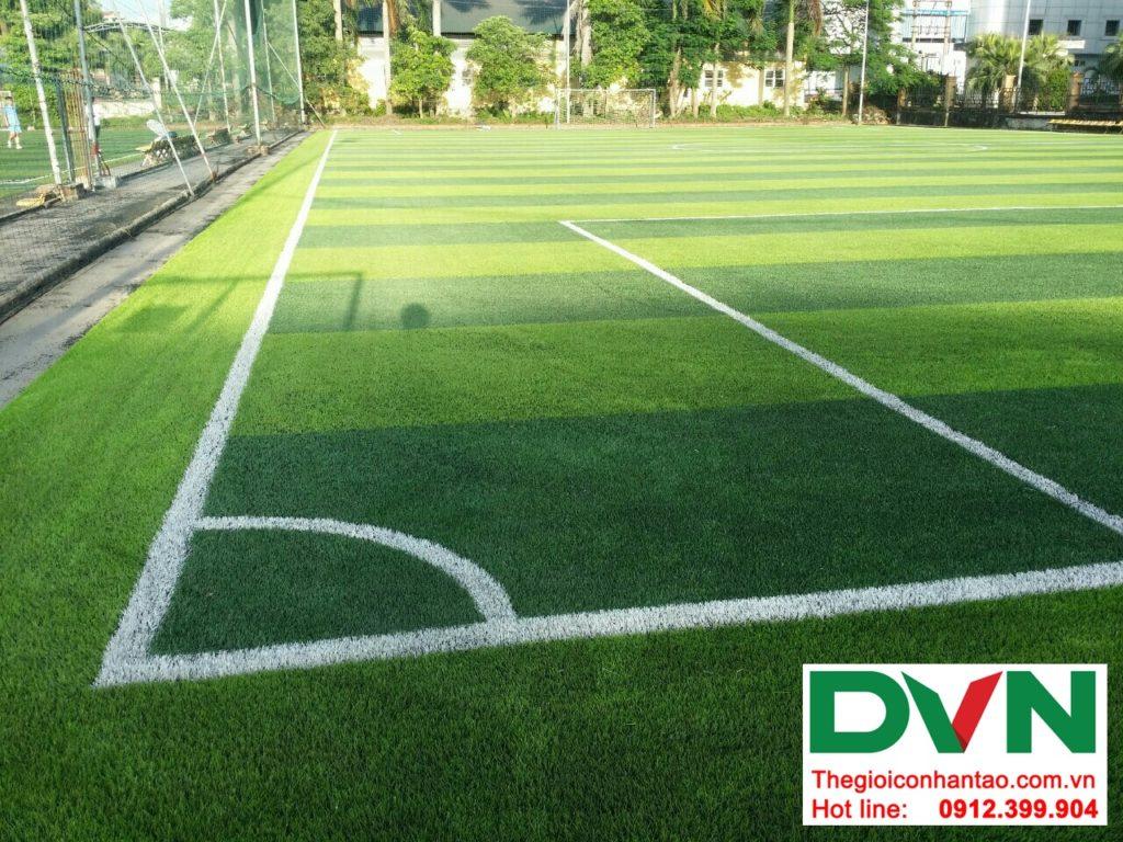 Một số hình ảnh của dự ánsân bóng cỏ nhân tạo Tp Việt Trì, Phú Thọ: 10