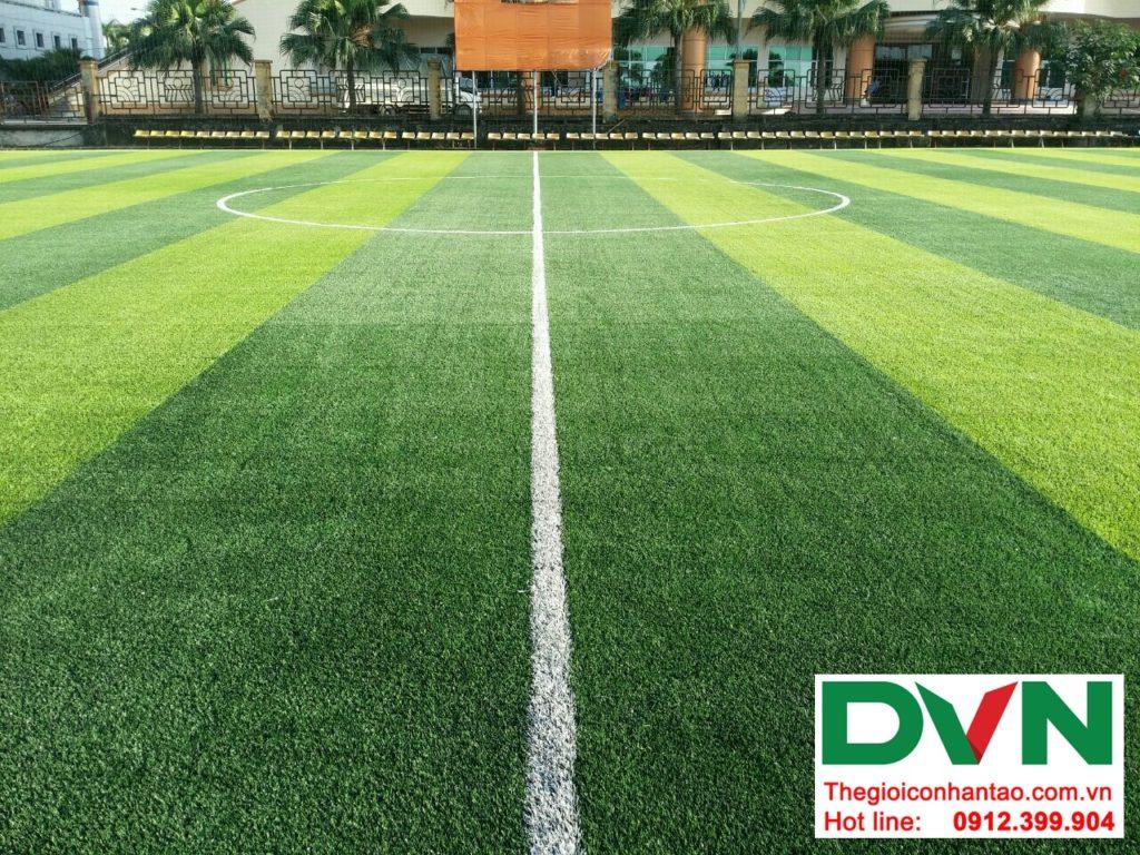 Một số hình ảnh của dự ánsân bóng cỏ nhân tạo Tp Việt Trì, Phú Thọ: 2