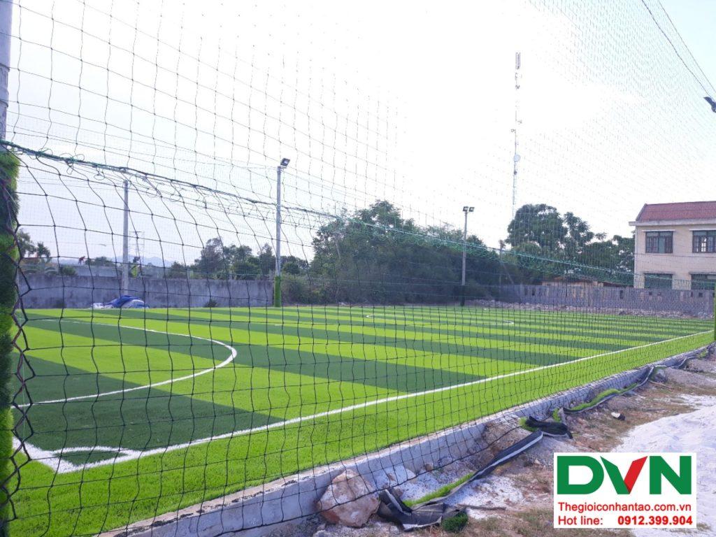 Một số hình ảnh của dự ánsân bóng cỏ nhân tạo tại Bố Trạch, Quảng Bình 10