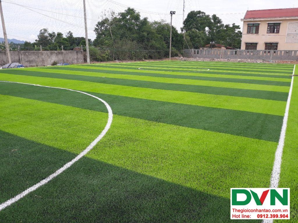 Một số hình ảnh của dự ánsân bóng cỏ nhân tạo tại Bố Trạch, Quảng Bình 11