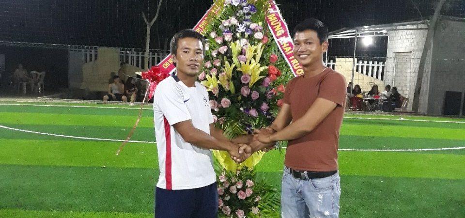 Dự án sân cỏ nhân tạo tại Bố Trạch, Quảng Bình