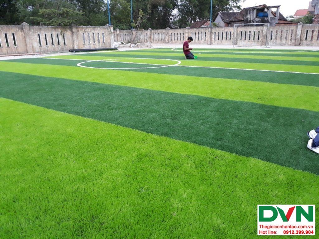 Một số hình ảnh của dự ánsân bóng cỏ nhân tạo Thể dục thể thao - Trường tiểu học Nguyễn Trãi, Thị tr� 2