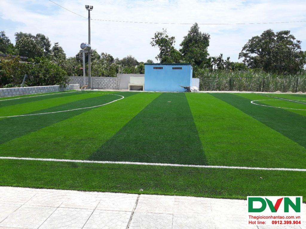 Một số hình ảnh của dự ánsân bóng cỏ nhân tạo tại Lệ Thủy, Quảng Bình 4