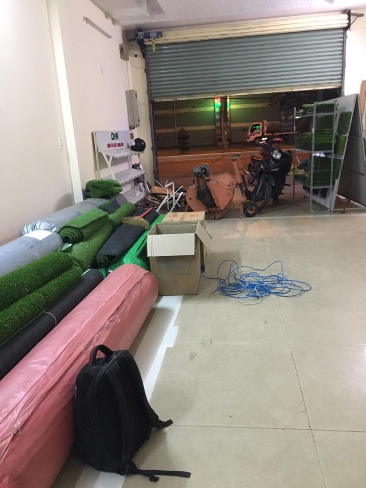 Một số hình ảnh của dự án trải văn phòng Chi nhánh Đà Nẵng - Công ty TNHH DVN Việt Nam 4