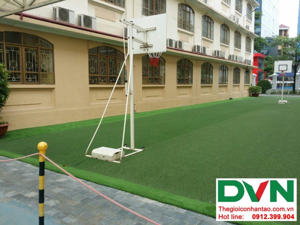 Một số hình ảnh của dự án trảisân chơitạiTrường Nguyễn Siêu, Cầu Giấy, Hà Nội 2