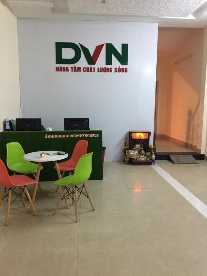 Một số hình ảnh của dự án trải văn phòng Chi nhánh Đà Nẵng - Công ty TNHH DVN Việt Nam 2