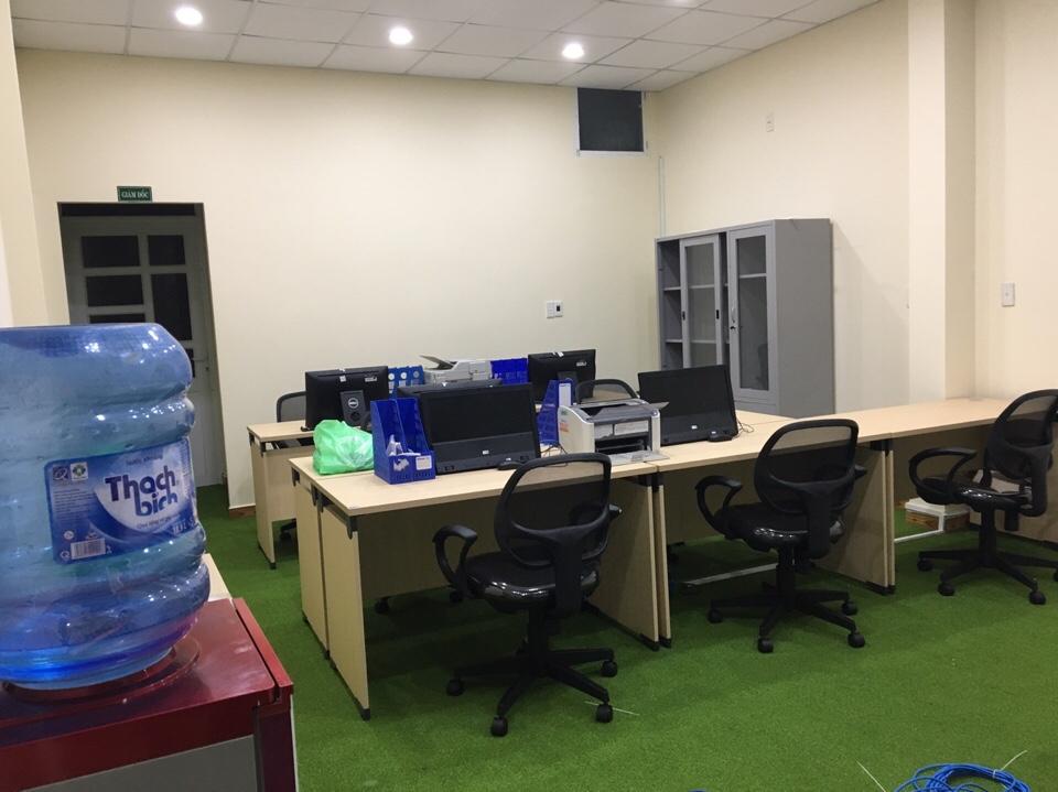 Một số hình ảnh của dự án trải văn phòng Chi nhánh Đà Nẵng - Công ty TNHH DVN Việt Nam 3