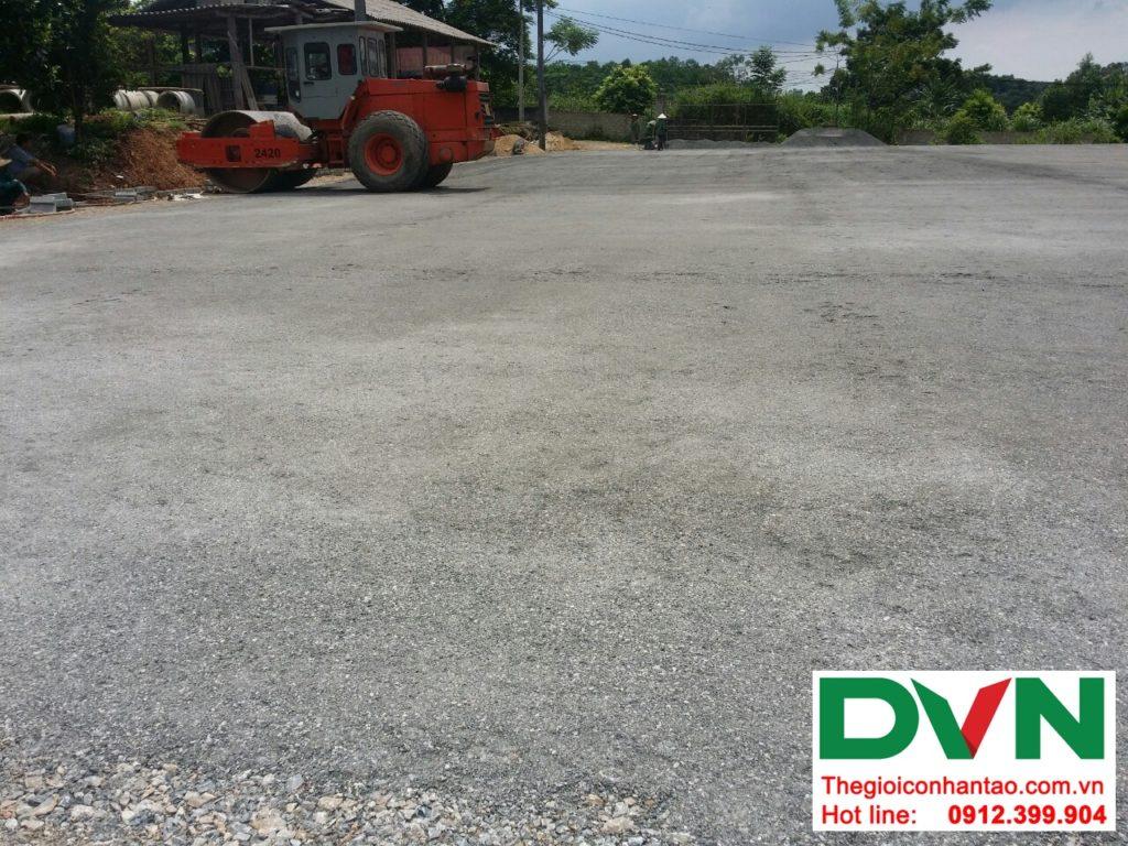 Một số hình ảnh của Dự án sân bóng cỏ nhân tạo tại Linh Sơn, Đồng Hỷ, Thái Nguyên 9