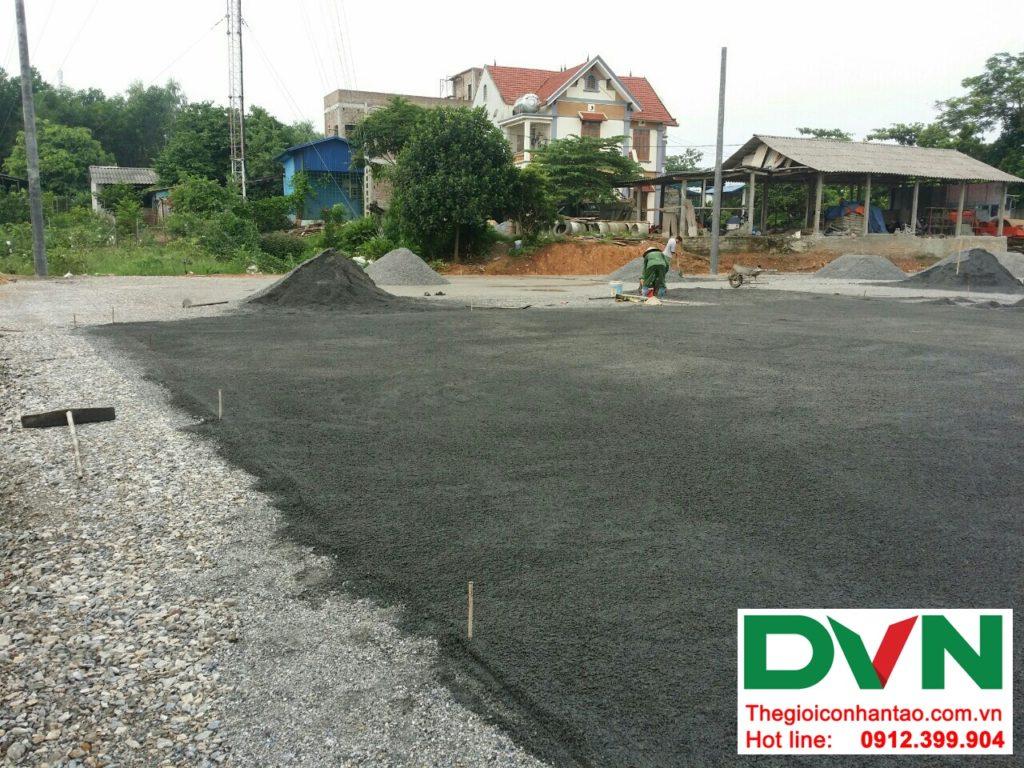 Một số hình ảnh của Dự án sân bóng cỏ nhân tạo tại Linh Sơn, Đồng Hỷ, Thái Nguyên 11