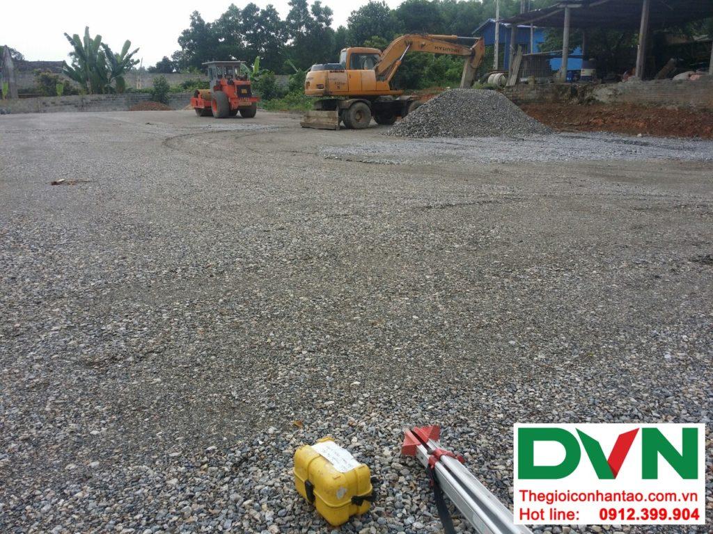Một số hình ảnh của Dự án sân bóng cỏ nhân tạo tại Linh Sơn, Đồng Hỷ, Thái Nguyên 12